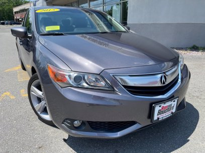 Photo Used 2015 Acura ILX w Technology Package for sale