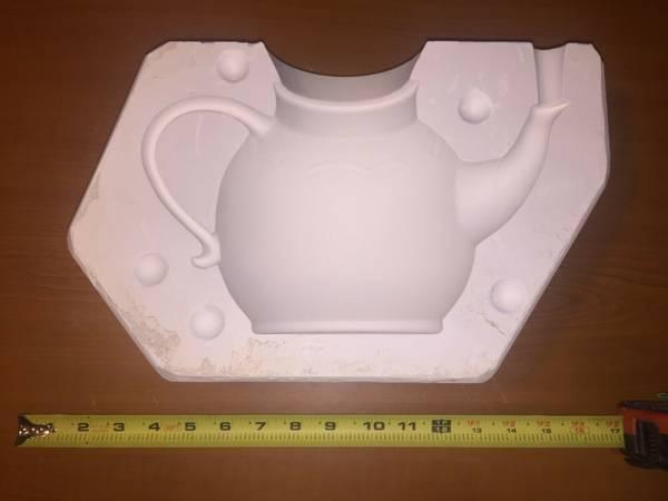 Photo Vintage Ceramic Molds For Sale
