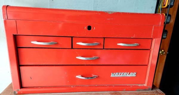 Photo Vintage Tool Box, Waterloo Tool Box - $50 (Lunenburg)