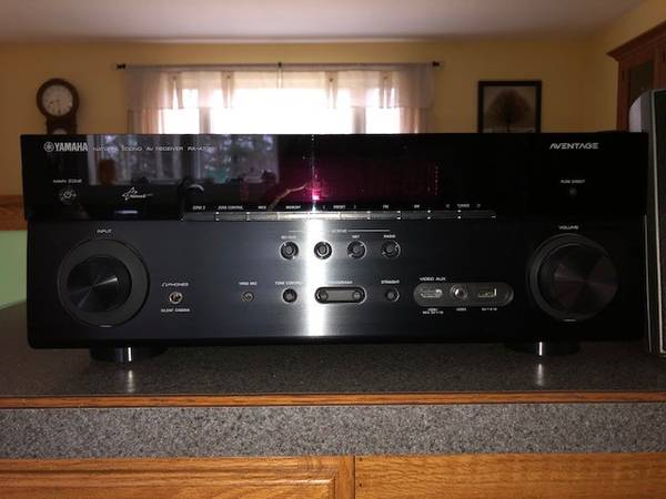 Photo Yamaha RX A730 Home Theatre and JBL Speakers - $350 (brookfield)