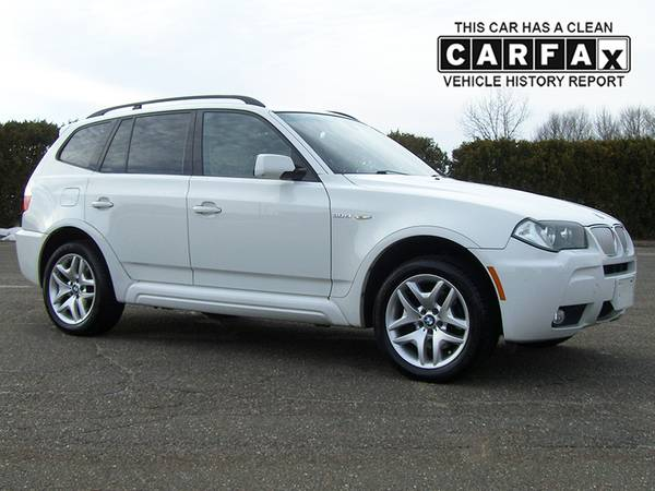 Photo 2008 BMW X3 3.0si M SPORT - AWD, NAVI, PANO ROOF, HTD LEATHER, MORE - $7995 (-- PRICE JUST REDUCED - CALL TODAY --)