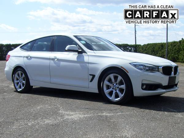 Photo 2014 BMW 335i xDRIVE GRAN TURISMO AWD SEDAN with ONLY 31k MILES  - $19995 (-- DELIVERY SERVICE AVAILABLE --)