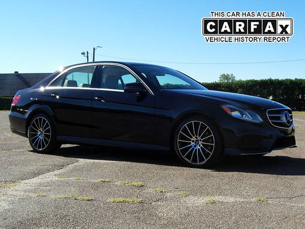 Photo 2014 MERCEDES BENZ E350 SPORT - AWD, NAVI, SUNROOF, 19quot AMG WHEELS - $18,995 (-- PRICE JUST REDUCED - CALL TODAY --)
