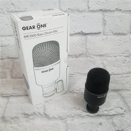 Photo gear one bass drum mic new in the box - $75