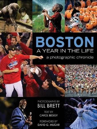 Photo used Boston a Year in the Life - $5 (Auburn)