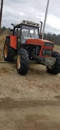 Photo zetor tractor - $7500