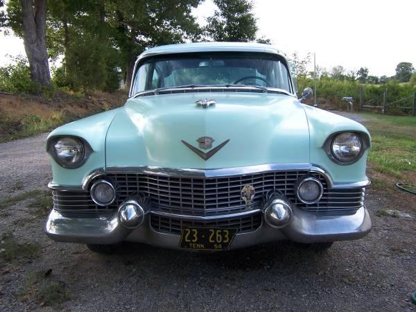 Photo 1954 Cadillac Fleetwood - $12,900 (Weirton)