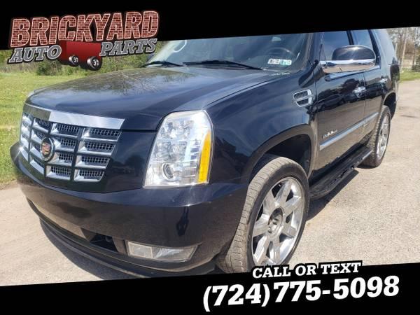 Photo 2008 Cadillac Escalade AWD - $8,500 (Darington)