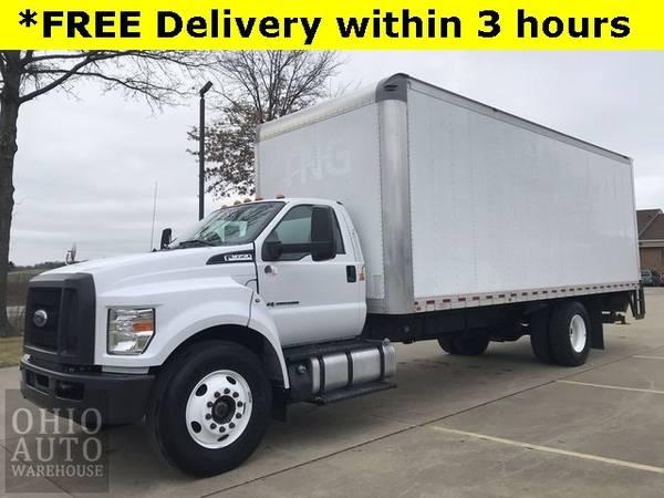 Photo 2017 Ford F-650SD Box Truck Powerstroke Diesel Cln Carfax We Finance - $51,000 (_Ford_ _F-650SD_ _Truck_)