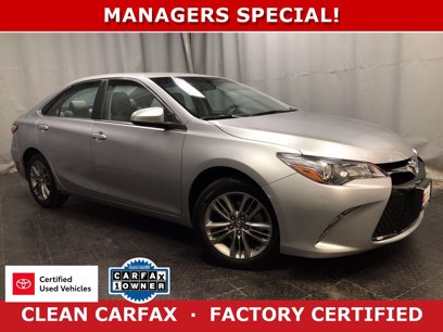 Photo Certified 2017 Toyota Camry LE for sale