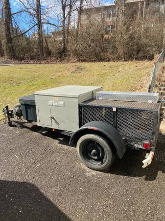 Photo Dog trailer - $700 (Bridgeport)