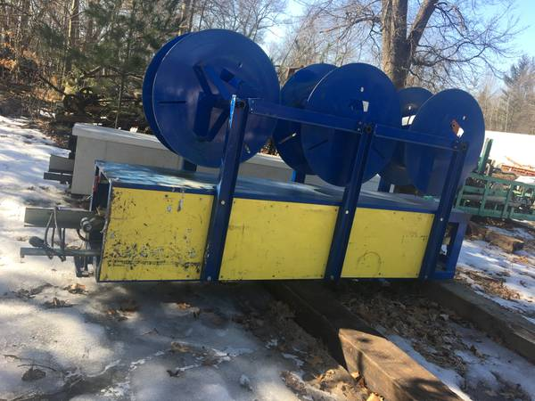 Grover Pro 5 Seamless Gutter Machine 5000 Tools For Sale West Virginia Wv Shoppok