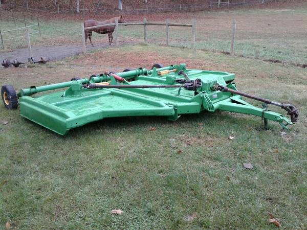 Photo JD Batwing mower 1539 for sale or trade - $2500 (Hillsboro)