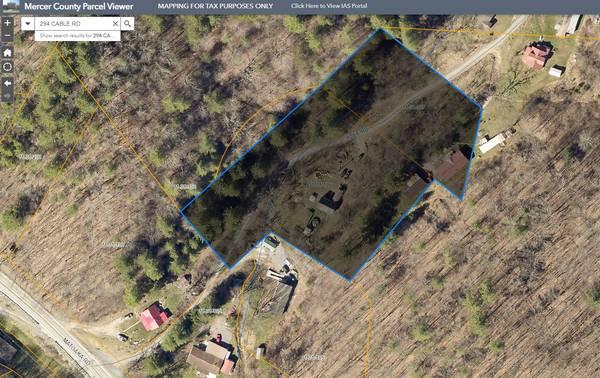 Photo Large 3.5 Acre Property for sale Near ATV Area (Rock)