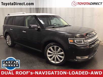 Photo Used 2015 Ford Flex AWD Limited for sale