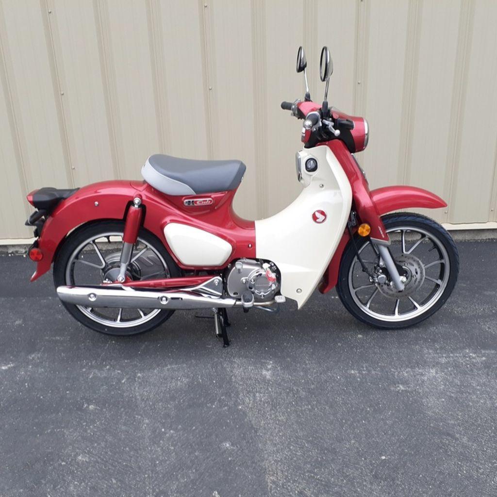 Photo 2021 Honda Super Cub C125 $3899