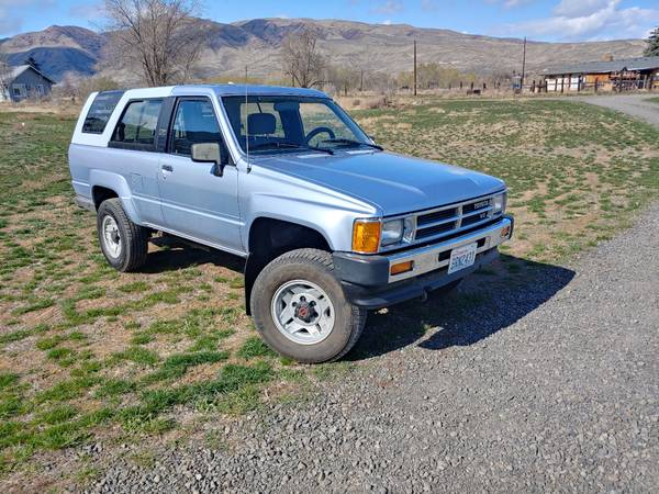 Toyota Winchester Va >> 1988 Toyota 4runner SR5 For Sale - ZeMotor