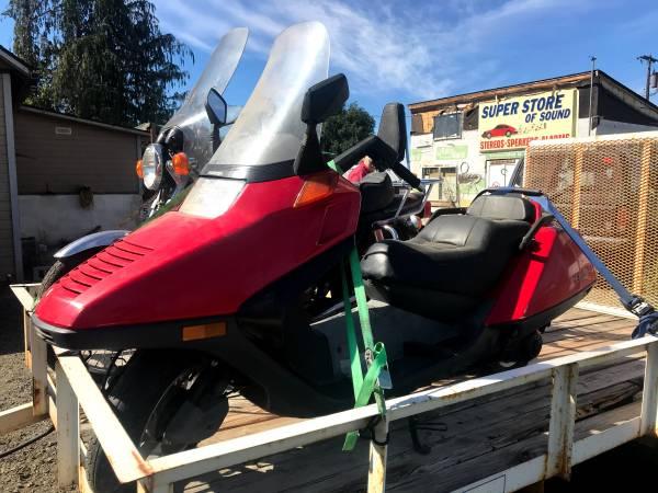 Photo 1996 Honda Helix - $1,100 (Yakima)