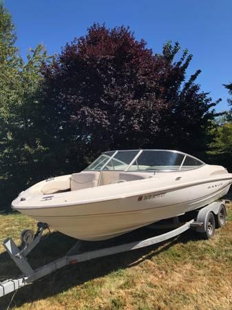 Photo 2000 Maxum Boat - $7,600 (Pacific)