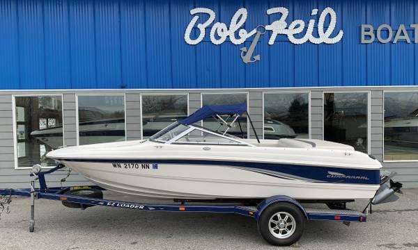 Photo 2004 Chaparral 180 ssi - $14,394 (Bob Feil boats and Motors)