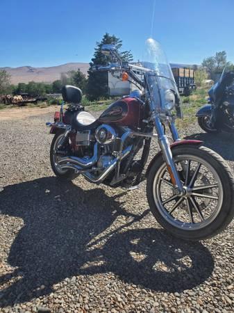 Photo 2007 dyna low rider - $6,500 (Yakima)