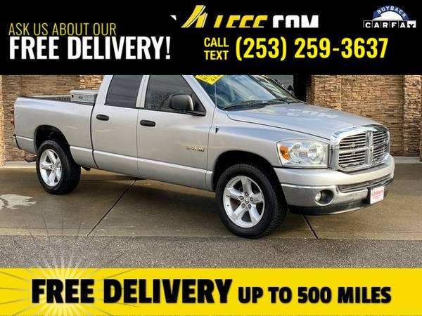 Photo 2008 Dodge Ram 1500 Big Horn - $9933 (_Dodge_ _Ram 1500_ _Truck_)