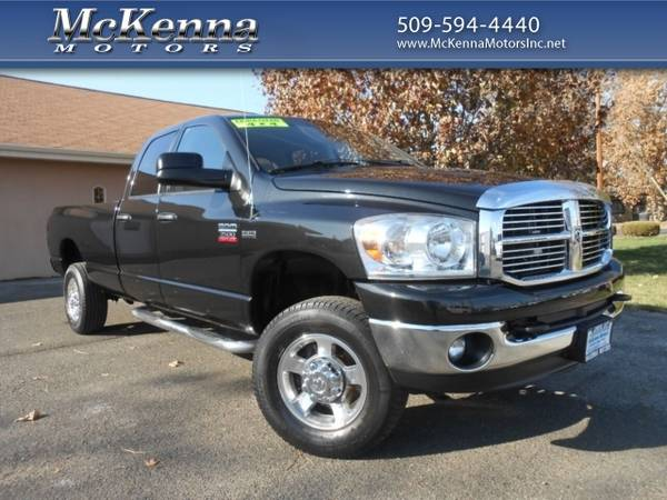 Photo 2008 Dodge Ram 2500 SLT 4x4 4dr Quad Cab 8 ft. LB Pickup - $17995 (_Dodge_ _Ram 2500_ _Truck_)