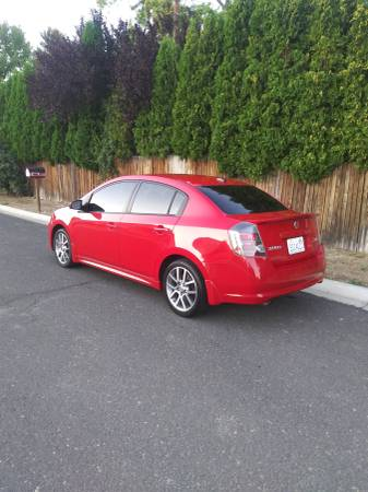 Photo 2008 Nissan Sentra SER spec v - $4,500 (Yakima)