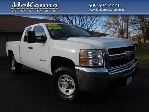 Photo 2010 Chevrolet Silverado 2500HD Work Truck 4x4 4dr Extended Cab SB - $22995 (_Chevrolet_ _Silverado 2500HD_ _Truck_)