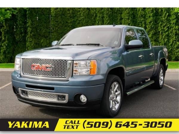 Photo 2011 GMC Sierra 1500 Denali Denali Pickup 4D 5 34 ft - $19793 (_GMC_ _Sierra 1500 Denali_ _Truck_)