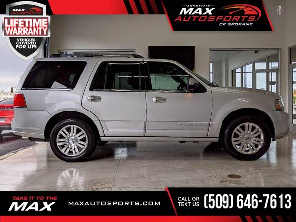 Photo 2013 Lincoln Navigator Touring SUV HURRY UP, JUST REDUCED - $22,980 (Max Autosports of Spokane)