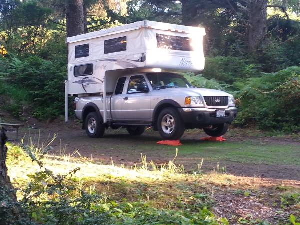 2013 Northstar 600ss popup camper for mid sized trucks in ...