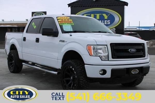 Photo 2014 Ford F-150 STX Pickup 4D 5 12 ft - $24,001 (_Ford_ _F-150_ _Truck_)