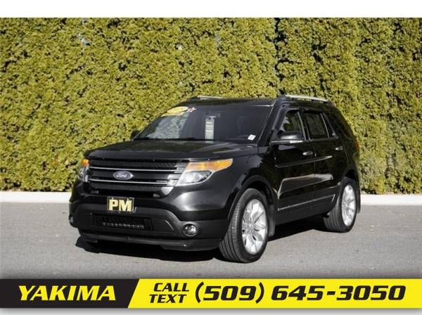 Photo 2015 Ford Explorer Limited Sport Utility 4D - $23,811 (_Ford_ _Explorer_ _SUV_)