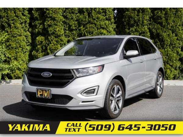 Photo 2017 Ford Edge Sport SUV 4D - $23,100 (_Ford_ _Edge_ _SUV_)