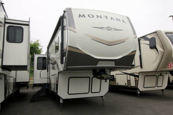 Photo 2020 KEYSTONE MONTANA 3790RD Fifth-Wheel 5th Wheel - $76,995 (Cing World of Burlington)