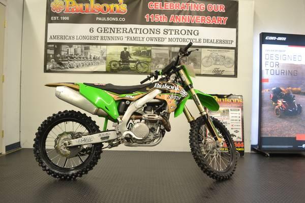 Photo 2020 Kawasaki KX 450 3157 Paulson39s Motorsports - $7,199 (Lacey)
