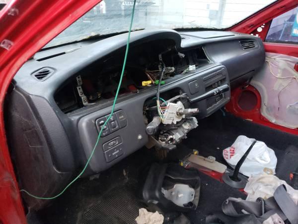 Photo 92-95 Honda Civic Parts 3 - $999 (Pasco)