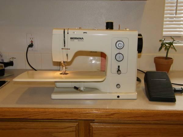 Photo Bernina Record 830 Sewing Machine - $500 (Yakima, WA)