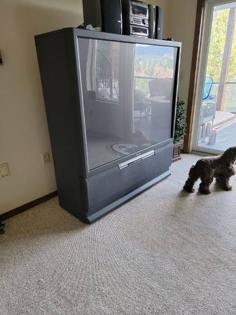 Photo Big screen TV (Graham)