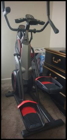 Photo Bowflex max trainer m5 (great deal) - $900 (YAKIMA)