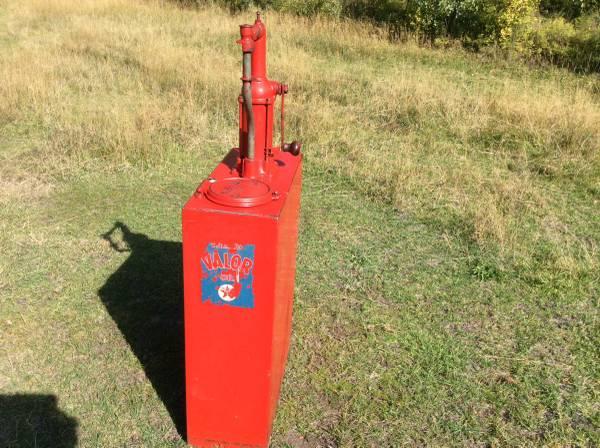 Photo Texaco oil lubester - $200 (Cle Elum)
