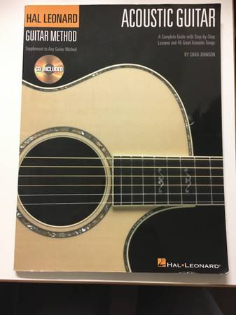 Photo Two Guitar Music Books plus instructional CD - $5 (Kirkland)