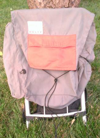 Photo Vintage 1980s Kelty TIOGA JR. Backpack - External Aluminum Frame - $40 (Ellensburg)
