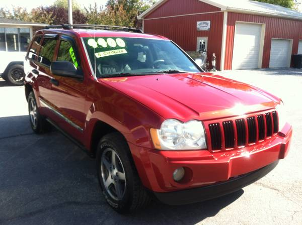 Photo 05 jeep grand cherokee rocky mt. - $4400 (Coluimbia)