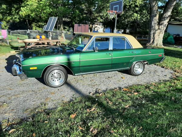 Photo 1974 Dodge Dart Custom - $4,695 (Red Lion)