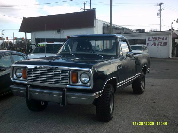 Photo 1978 Dodge Ram 150 , pickup truck - $9,500 (York)