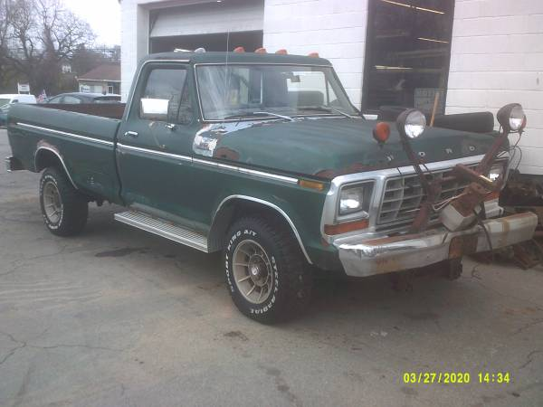 Photo 1978 Ford F250 - $2,900 (York , Pa)