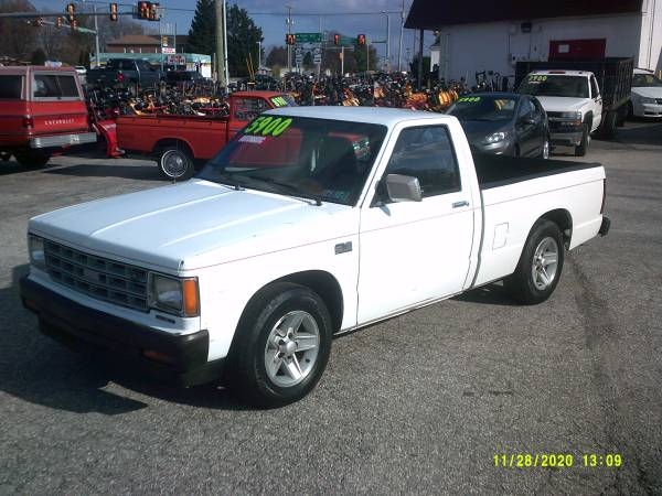 Photo 1988 Chevrolet S-10 , pickup - $5,900 (York , Pa)