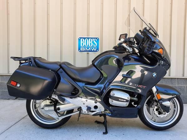 Photo 1999 BMW R1100RT - $4,495 (Jessup)